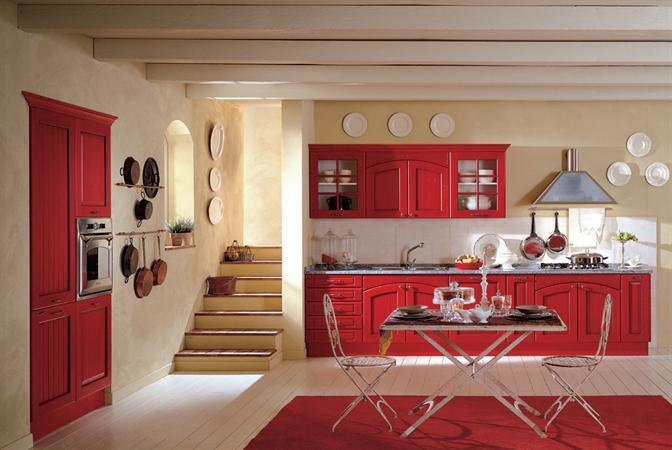Cucina Country Opera. -Garnero design