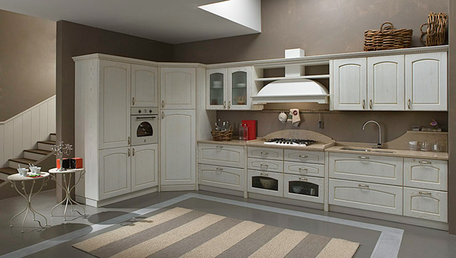 Cucine classiche garnero design - Cucine provenzali moderne ...