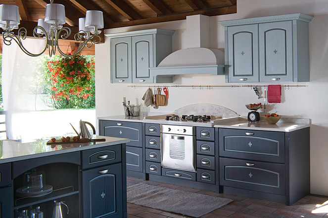 Cucina Provenzale -Garnero design