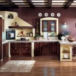 Cucina in muratura Dacia