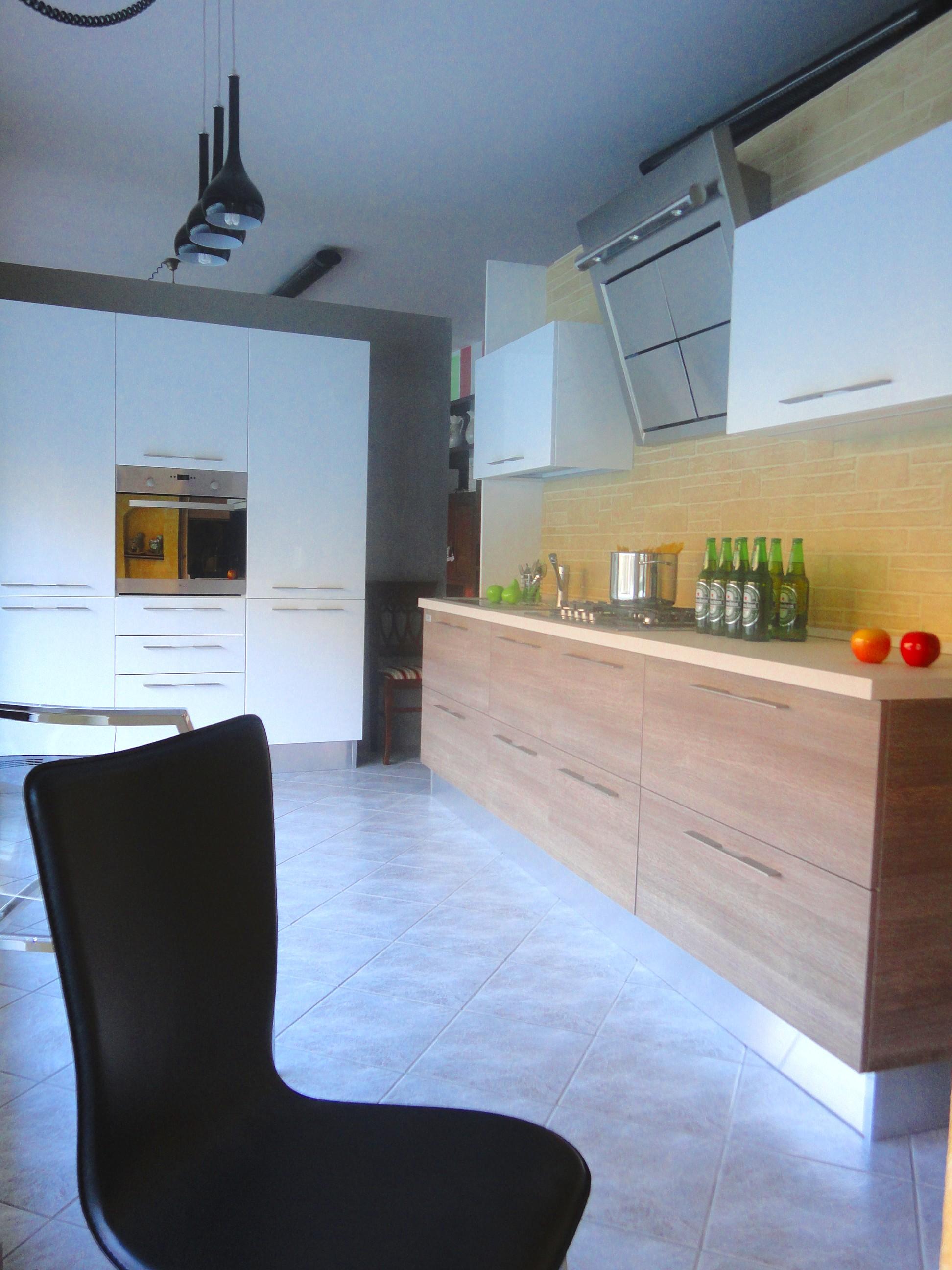 Outlet Cucina Moderna Sottocosto Garnero Design