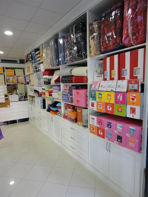 Arredamento negozio di biancheria garnero design - Biancheria per la casa outlet ...