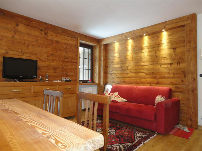 Chalet limone piemontegarnero design for Arredamento case di montagna