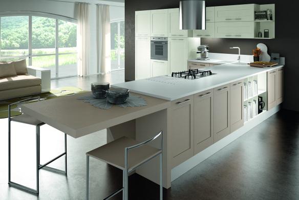 Cucina brooklyn in rovere garnero design - Liquidazione cucine ...