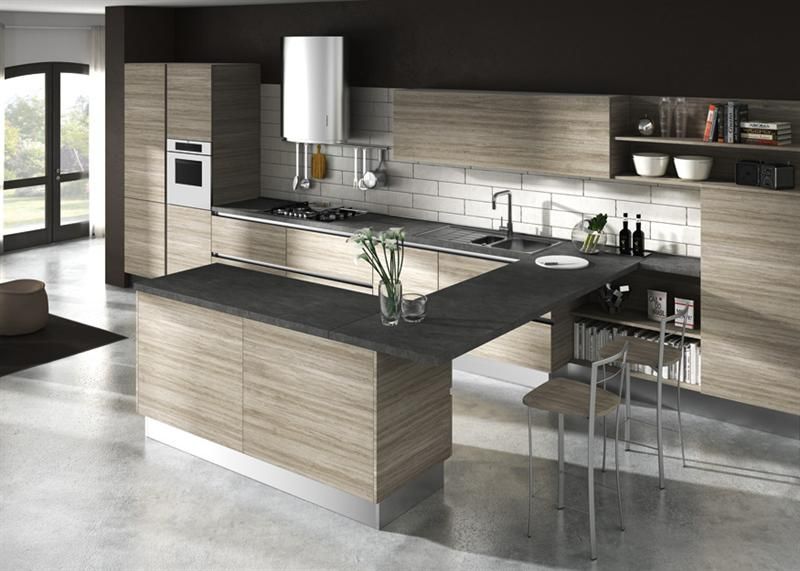 Cucina Manhattan -Garnero design