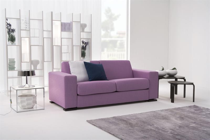Divano letto 2 posti concorde garnero design for Jumbo arredamenti