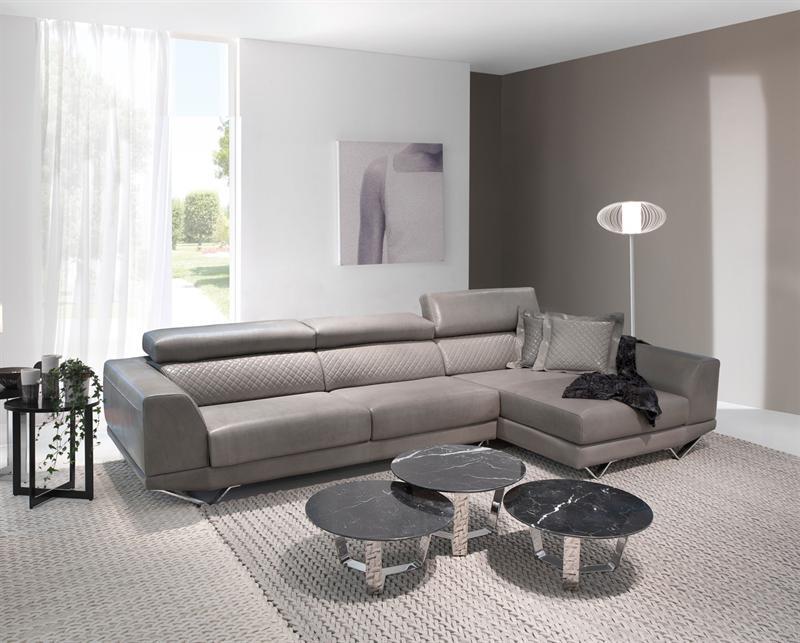 Divano penisola moderno charme garnero design - Divano moderno design ...