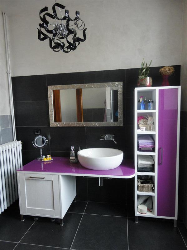 Mobile bagno su misura garnero design for Mobile bagno su misura