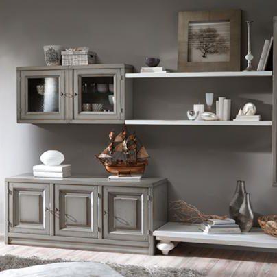 Pareti attrezzate classic1 garnero design for Garnero arredamenti tavoli