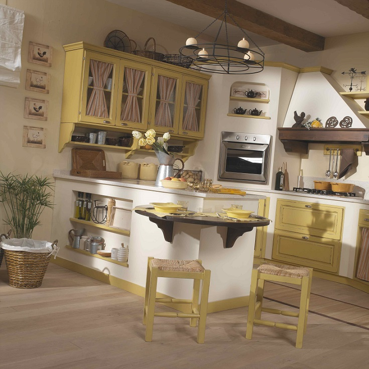 Cucina Country Pardigon -Garnero design