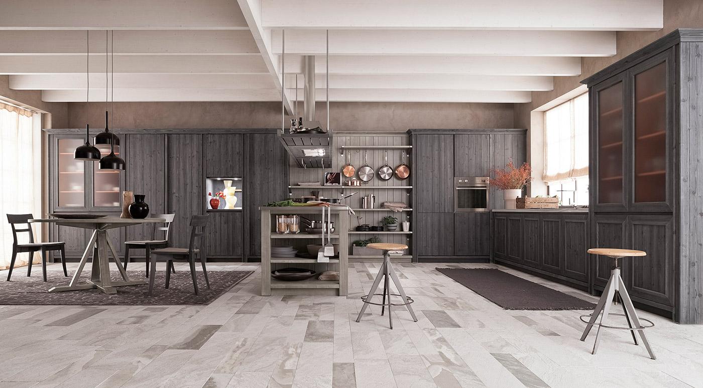 Boiserie Da Cucina : Cucina pachira garnero design