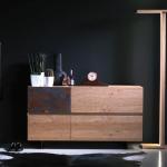 Credenza Steel-Wood02