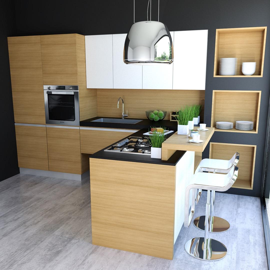 Cucine in muratura garnero design - Liquidazione cucine ...