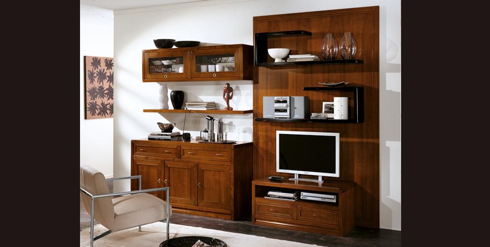 mobile-soggiorno -Garnero design