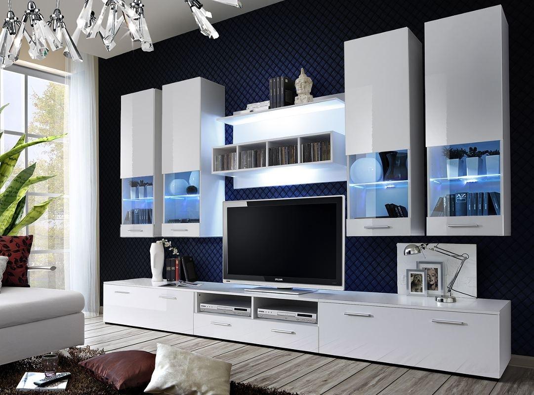 parete-attrezzata-soggiorno-baltimora-bianco-opaco-bianco-lucido ...